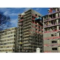 Residential Apartments Flats Buildings Construction in 60 Feet Road