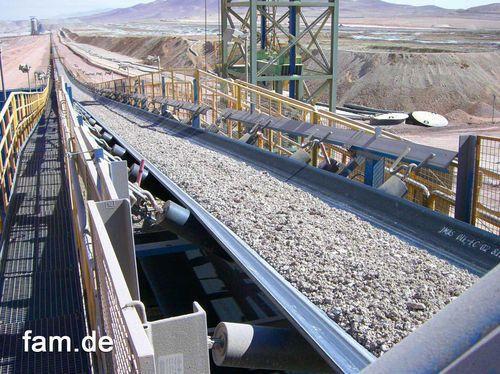 Long Distance Conveyors | Intech Engineers | Exporter in