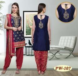 Heavy Designer Patiala Suit for Festival