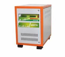 MPPT Static Solar Inverter, Capacity: 4-15 kVA