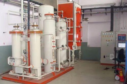 Industrial Hydrogen Gas Plants