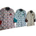 Boys Printed Indo Western Suit