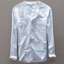Men's Cotton Linen Shirts