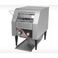 Stainless Steel Electric Conveyor Toaster for Commercial