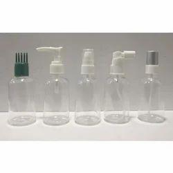 Cosmetic PET Hand Wash Bottles