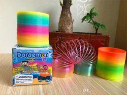 Rainbow Spring Magic Toy