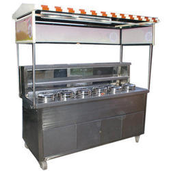 Bain Marie Parcel Counter