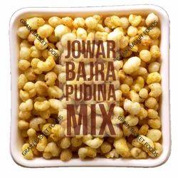 Roasted Bajra Jowar Pudina Mix Namkeen