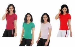 FB Sisters Casual Wear Girls T-Shirt