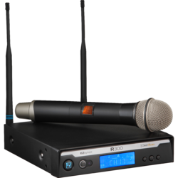 Wireless Handled Microphone System