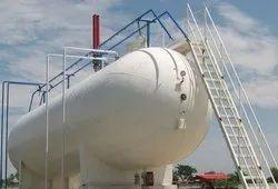 Butane Storage Tank