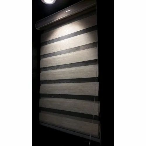 PVC Zebra Window Blind