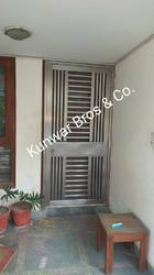 Stainless Steel Doors Series