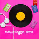Music Arrangement Service - Mp3 Services