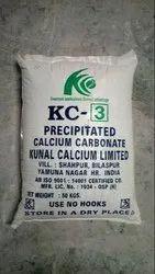 Chemical Powders And Calcium Carbonate