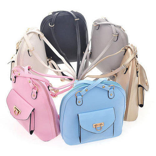 9206c94c50 Plain Girls College Bag