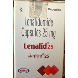 Lenalidomide Capsules 25 Mg