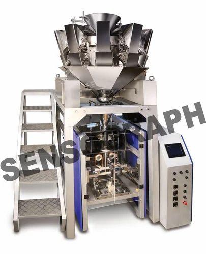 Single Phase Automatic Potato Chips Packing Machine