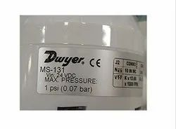 Dwyer MS - 131 Magnesense Differential Pressure Transmitter