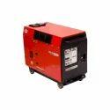 3.2 Kva Portable Diesel Silent Generator, Voltage: 250 V