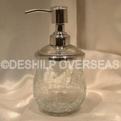 Crackle Soap Dispenser