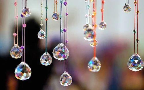 Hanging Crystal Sona Handicraft Manufacturer In Narol Ahmedabad
