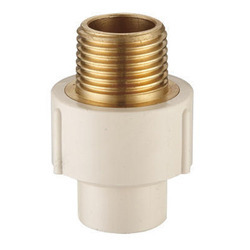 CPVC Male Brass Threaded Adaptor