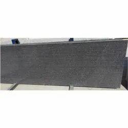 Granite Stone Black Granite Floor Slab, Thickness: 15-20 mm