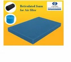 Sheela Air Filter Reticulated Foam Sheet