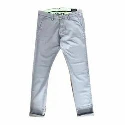 Cotton Mens Casual Wear Trouser, Size: 28 to 36