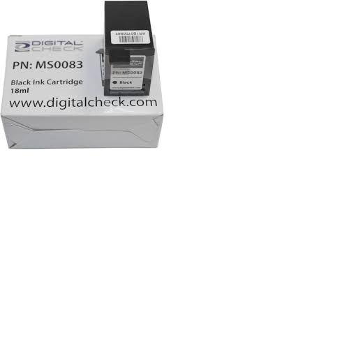 Ms0083 Digital Check 1 Line Inkjet Cartridges