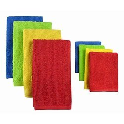 Bright Colored Towels