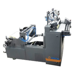 Tapless Small Roll Making Machine