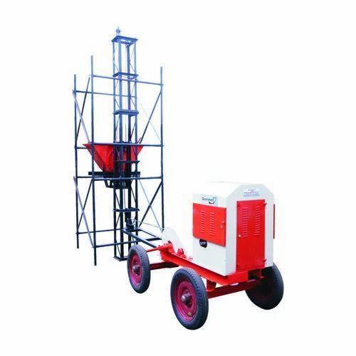 Construction Tower Hoist Lift At Rs 90000 /piece