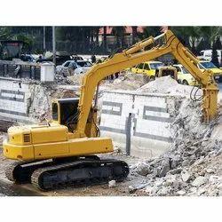 Long Reach Excavator Excavators Hiring Rental Services