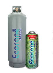 R600A Gases (Isobutane), Packaging Type: Cylinder