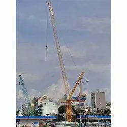 MCR 160 Potain Luffing Jib Tower Crane
