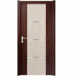 Brown Laminate Door, For exterior