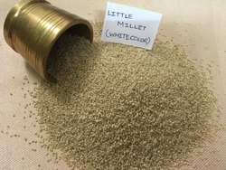 Brown Organic Little Millet (Saame), Packaging Type: PP Or Jute Bag