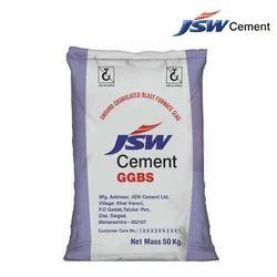 Ground Granulated Blast Furnace Slag Cement, Packaging Type: HDPE Sack Bag, Cement Grade: General High Grade