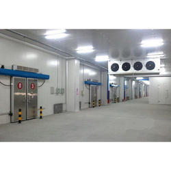 Cold Storage & Distribution System