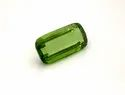 IGI Certified Natural Peridot Stone Faceted Cushion Octagon Cut Rare Gemstone