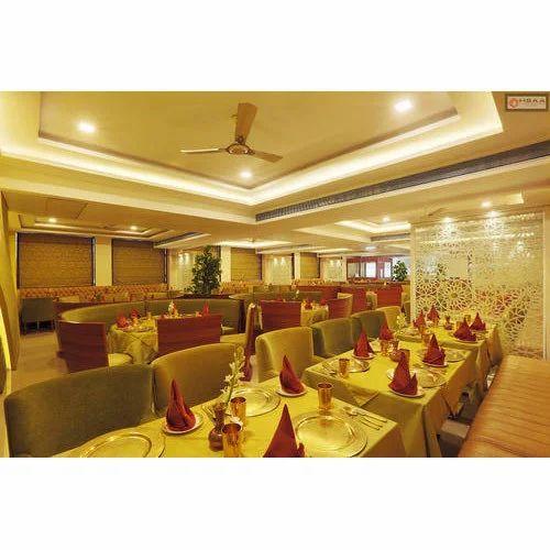 Indian Restaurant Interior Designing Service in Kirti Nagar, New ...