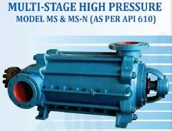 Multistage High Pressure Pumps