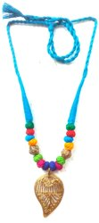 Superior Handmade Tribal Dokra Necklace Is Of Indus Valley Civilization