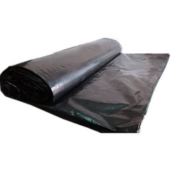 Low Density Polyethylene Black Tarpaulin