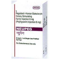 Neupeg Injection Pegfilgrastim