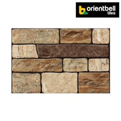 Orientbell OEM PAVIA SANDUNE Exterior Wall Elevation Tiles, Size: 300X450 mm