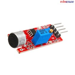 Robocraze Sound Sensor Module