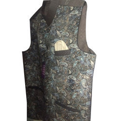 Men's Printed Waist Coat